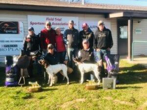 2021 NGSPA NATIONAL AMATEUR SHOOTING DOG