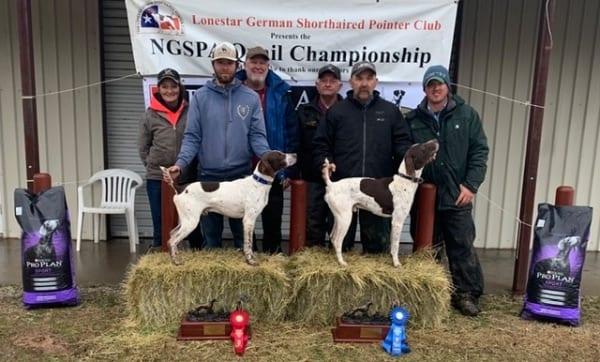 NGSPA Quail Championship