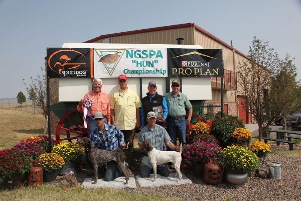 NGSPA Hungarian Partridge Championships